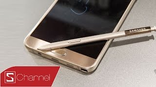 Video clip Schannel - S Update : Galaxy Note 5 | S6 Edge + có gì hot ?