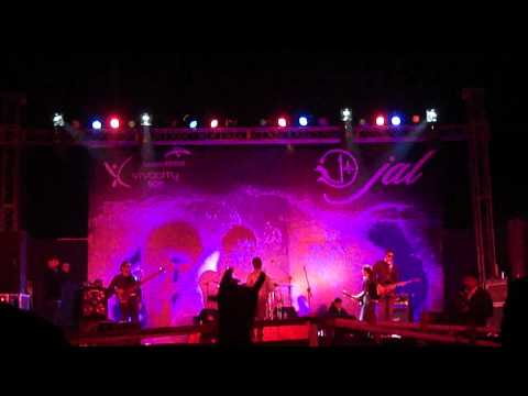 Jal Aadat perfoming Live at Jaipur