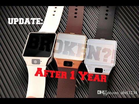 DZ09 Smartwatch After 1 Year! (Final Verdict)