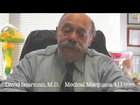 David Bearman, M.D. Speaks to Medical Marijuana 411 on the Medicinal Benefits of Cannabis