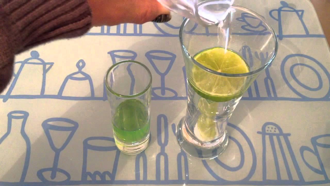 Faire un cocktail kiwizz pr parer un cocktail tage for Cocktail etage