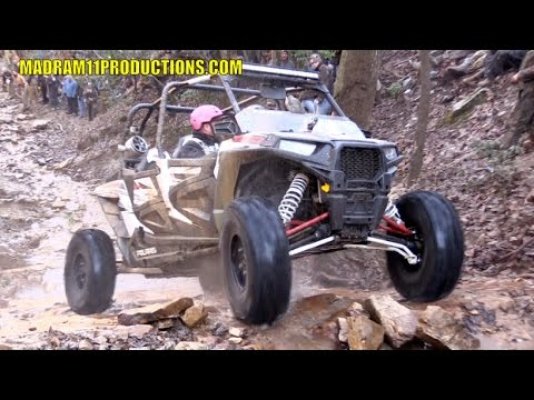 4 Seater Xp 1000 On 32s Is A Beast video