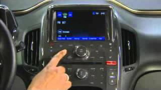 Chevy Volt Audio System