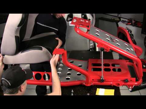 VRC 1000 Carriage Works Sim Racing Rig Review