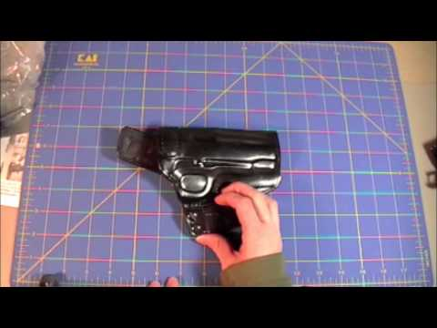 Galco N3 IWB Holster Review
