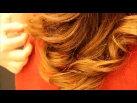 Окрашивание волос шатуш, омбре, балаяж в салоне красоты Fashion Studio