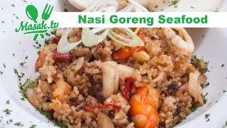 Nasi Goreng Seafood | Resep #346