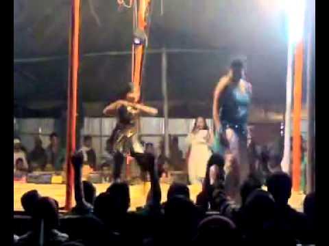 Assamese Mia Jatra Gan & Dance-part 7 -mone porle tumar  kotha