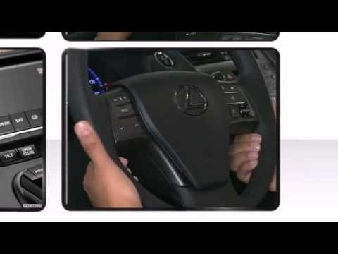 2012 Lexus HS 250h Video