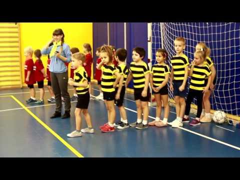 Спортивные соревнования Веселые старты для детей дошкольного возраста