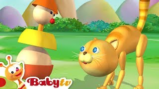 Like Animals? Bunny, Cat, Dog and Other Animal Friends | BabyTV