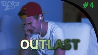 ROOMMATE ALMOST SCARES ME | Outlast #4