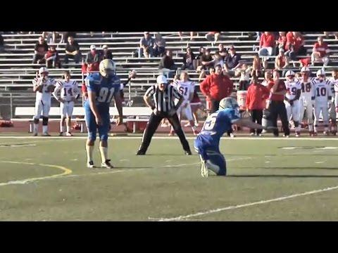 Allan Hancock College football hosts Bakersfield College