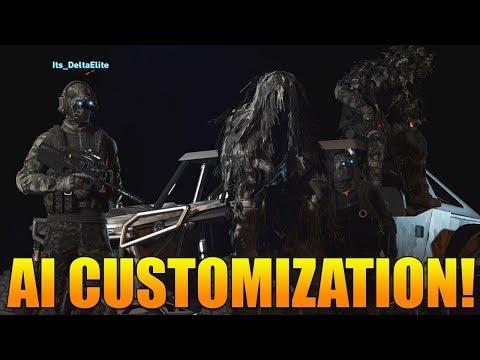 NEW AI CUSTOMIZATION FIRST LOOK! | Ghost Recon Wildlands AI Customization