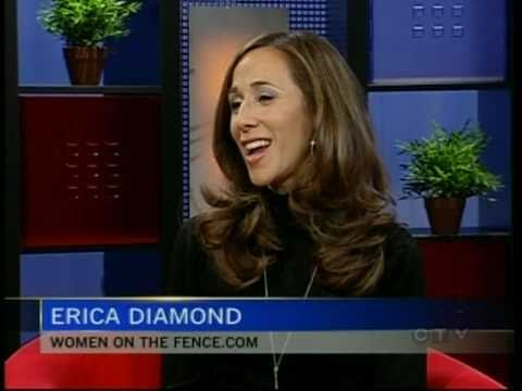 Erica Diamond on CTV News with Mutsumi Takahashi