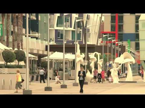 Tim & Tim tour the Melbourne Docklands precinct & introduce the Travelodge Docklands hotel