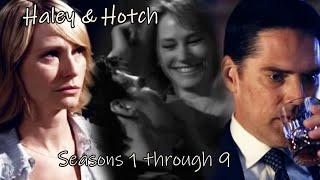 """Criminal Minds: Haley & Aaron Hotchner - """"Let Her Go"""" (song Cover By Tyler Ward & Kurt Schneider)"""