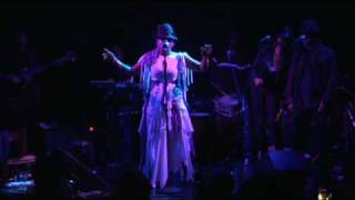 Manze Dayila The Nago Nation Ceremonial Live At Joe S Pub Nyc