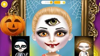 Fun Baby Girl Halloween Care - Spooky Vampire Kids Games Makeover & Dress Up 2018