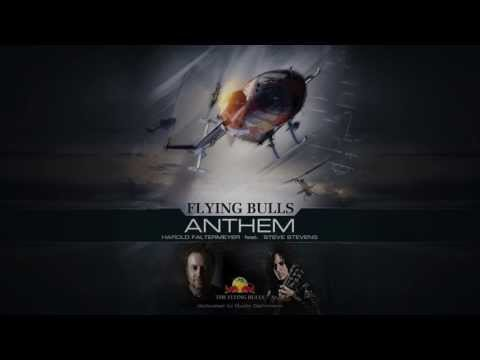 HAROLD FALTERMEYER feat. STEVE STEVENS - FLYING BULLS ANTHEM - WORLD PREMIERE