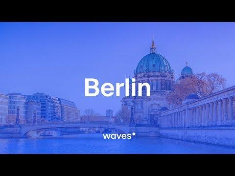 Waves Platform CEO Sasha Ivanov LIVE from Berlin