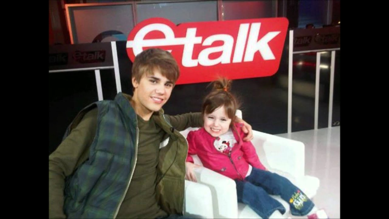 Pictures of Justin Bieber And His Sister Justin Bieber And His Little