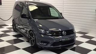 2018 (18) Volkswagen Caddy 2.0 TDi Highline Pure Grey (Sorry Now Sold)