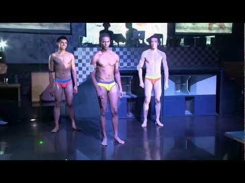 FASHIONISSIMO 2011 Presscon & Swimwear Judging PART 2