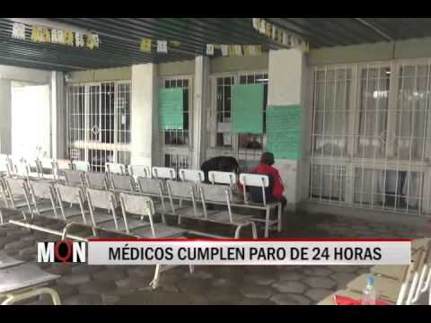 16/12/2014-18:52 MÉDICOS CUMPLEN PARO DE 24 HORAS