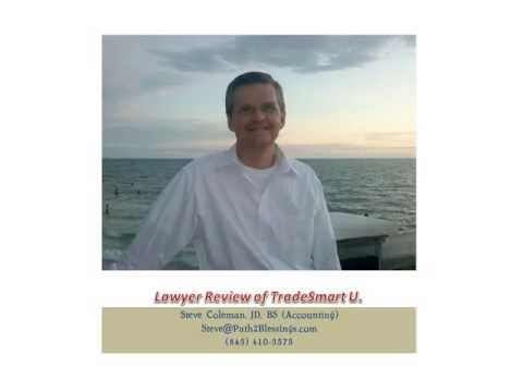 LAWYER REVIEW -- TradeSmart University - SCAM -- FRAUD -- Trade Smart University Review