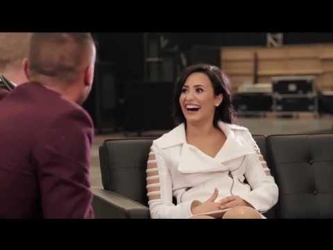Demi Lovato chats to Jono and Ben