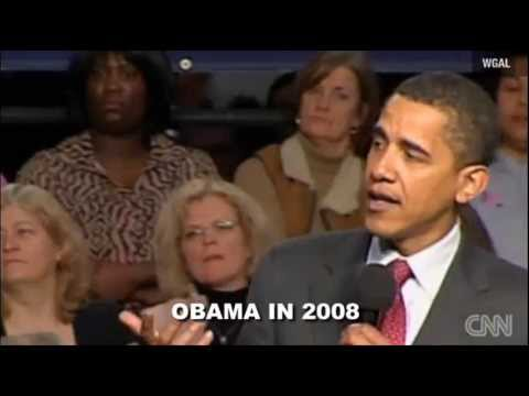 Obama in 2008 & 2013: Executive Orders, Secrecy, Terrorists & Civil Liberties