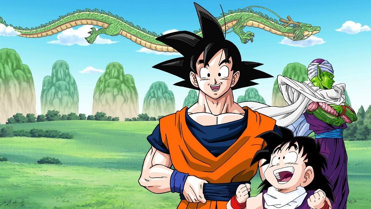 Dragon Ball Characters Vegetables Why Dragon Ball Characters Are