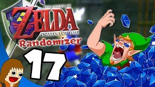 Zelda: Ocarina of Time Randomizer: Gonna Gibdos Guys A Fat Lip - Part 17