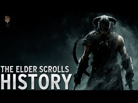History of - The Elder Scrolls (1994-2013)