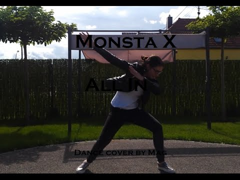 Monsta X (몬스타엑스) - All In (걸어) /Dance cover by Mag