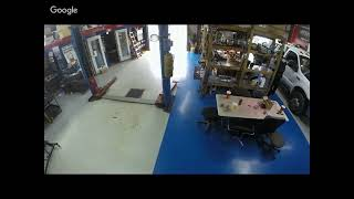 "4/24/19 Super Duty Service ""in shop"" live video feed"