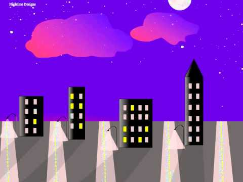 Flash City Animated Video