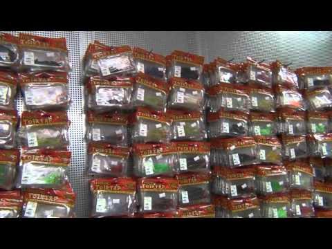 Магазин рыболовных товаров JIG.LV  (часть 1)