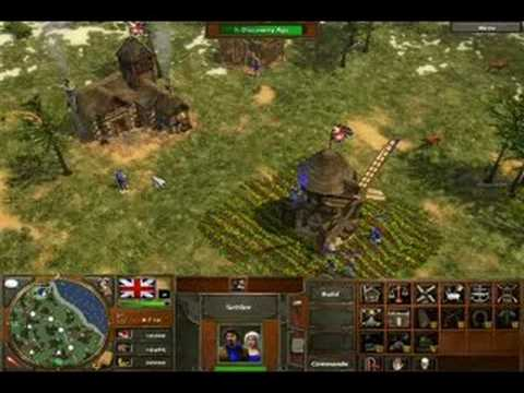 Age of Empires 3 Gameplay
