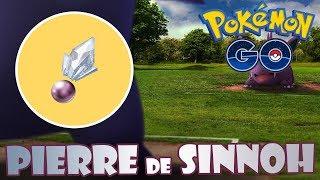 COMMENT AVOIR DES PIERRES DE SINNOH & A QUOI SERVENT-ELLES !? - POKEMON GO