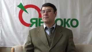 Об открытии канала партии Яблоко в РБ