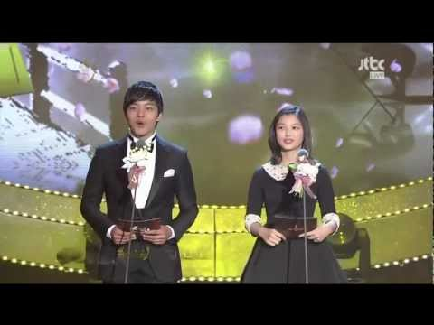 48th Baeksang Arts Awards-YJG & KYJ Presentation