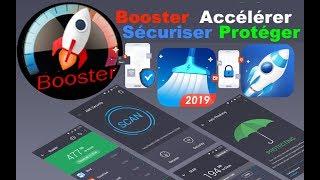 Booster, Accélérer, sécuriser et Protéger Son Téléphone Android (Expiration: 25-04-2297)