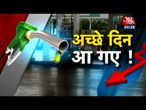 Masses rejoice as petrol, diesel become cheaper