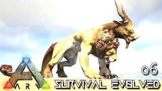 ARK: SURVIVAL EVOLVED - NEW CHIMERA & DRAGON REX MYTHICAL CREATURES !!! E06 (MOD EXTINCTION CORE)