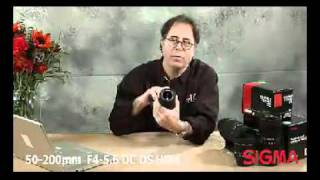 Optical Stabilized (OS) Lens with Hyper Sonic Motor (HSM) for Canon Digital SLR Cameras by Sigma