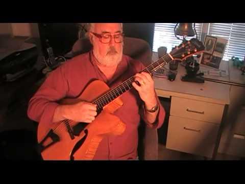 Embraceable You solo guitar arrangement.