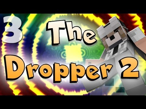 Minecraft, The Dropper 2! PART 3 - Ft. Remix10tails and Burnalex!