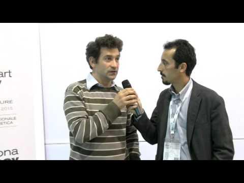 Andrea D'Ascanio - intervista a Smart Energy Expo 2015